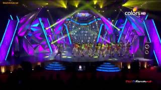 getlinkyoutube.com-Sayantani Ghosh Hot Performance on Lovely at Mirchi Top 20 2014 HD