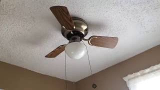 getlinkyoutube.com-Westinghouse Petite Ceiling Fan (3 blades)