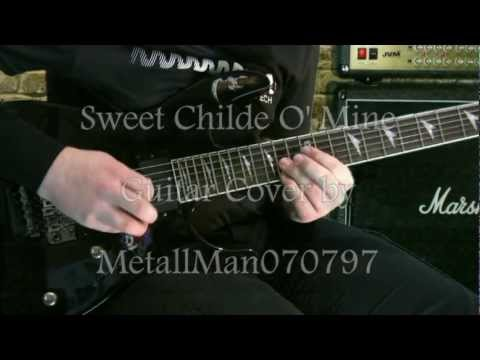 Sweet Childe O' Mine - Guns N' Roses - Guitar Cover