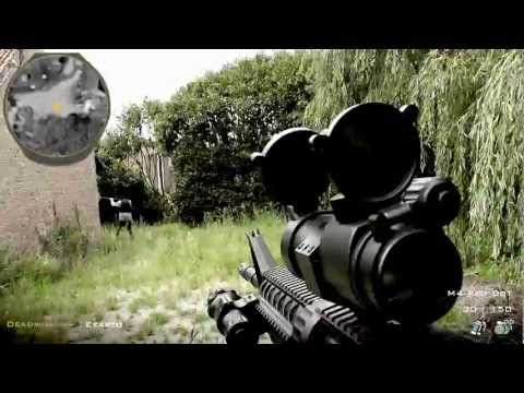 Future First Person Shooter - Capture The Flag
