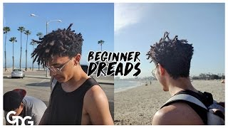 getlinkyoutube.com-Beginner Dreads