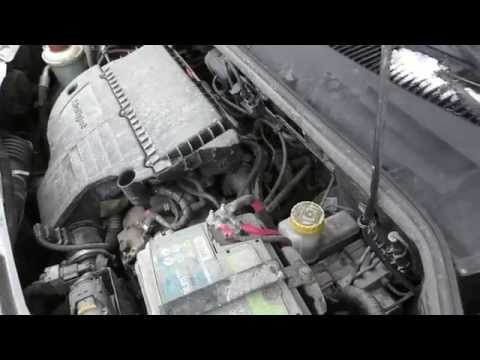 Где находится термостат у FIAT Fiorino