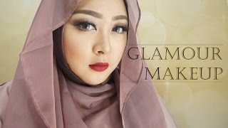 getlinkyoutube.com-Glamour Makeup | Indonesia | Citra Artifiani
