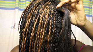 getlinkyoutube.com-SENEGALESE TWISTS: My Braiding n Twisting technique
