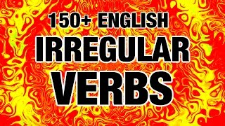 getlinkyoutube.com-150+ English Irregular Verbs with Pronunciation