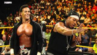 getlinkyoutube.com-WWE NXT: The Usos challenge Darren Young & JTG to a match