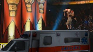 getlinkyoutube.com-WWE 2K15: Ambulance Match Concept Footage