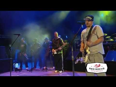 Red Rocks Presents Slightly Stoopid Featuring Tribal Seeds -