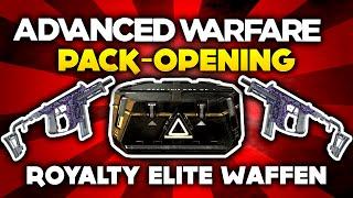 getlinkyoutube.com-Neue Royalty Elite Waffen! - Pack-Opening #14 - Advanced Warfare (Deutsch/German)