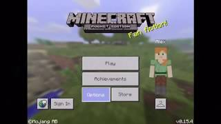 getlinkyoutube.com-Minecraft PE|How To Register/Login On Leet Servers!
