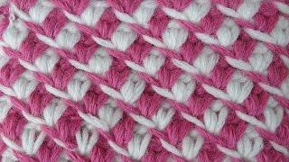getlinkyoutube.com-Crochet pattern Плотный узор Вязание крючком узор 56