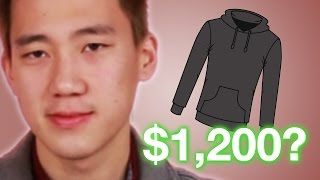 People Guess The Prices Of Hoodies