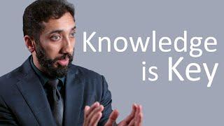 getlinkyoutube.com-Knowledge is Key - Nouman Ali Khan - Malaysia Tour 2015