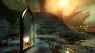 getlinkyoutube.com-Mirror in the Fade - Dragon Age Inquisition Dreamscene Video Desktop Wallpaper