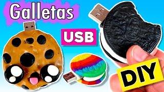 getlinkyoutube.com-Pendrive USB Oreo y Cookie * MANUALIDADES vuelta a clases