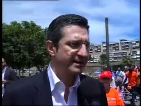 TG Antenna Sicilia 23 maggio 2015 Capaci di Crescere Intervista Procuratore Ardita