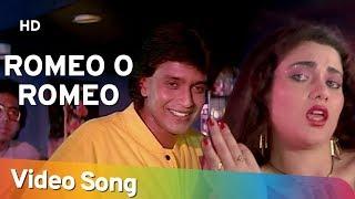getlinkyoutube.com-Romeo O Romeo - Mithun Chakraborty - Mandakini - Dance Dance - Bollywood Hit Songs HD- Alisha Chinoy
