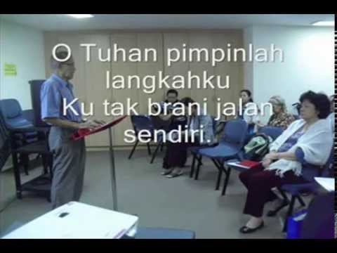 Medley of 4 Gospel Songs in Bahasa Indonesia (4  lagu rohani kristen)