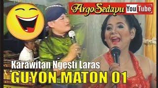 Guyon Maton Penyanyi Kentir Part 01, Karawitan Ngesti Laras