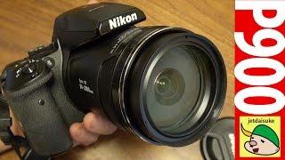 getlinkyoutube.com-Nikon COOLPIX P900 深掘りレビュー!良かった点・改善要望したい点 操作性・月・野鳥・ISO高感度・タイムラプス・連写