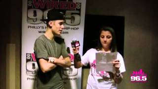 getlinkyoutube.com-Justin bieber  Talks about his sister and mother and gets emotional..(Exculsive)