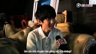 getlinkyoutube.com-[Roy's Wings][Vietsub] Theo đuôi TFBOYS - Phỏng vấn Vương Nguyên