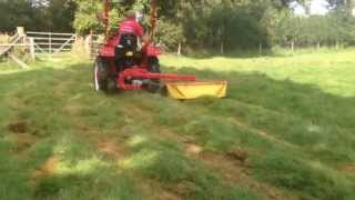 Siromer 1.35M DRUM MOWER