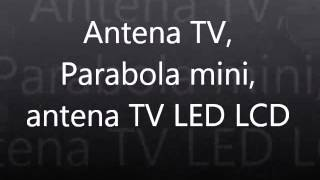 getlinkyoutube.com-cara membuat antena wajan boolic dan Parabola mini