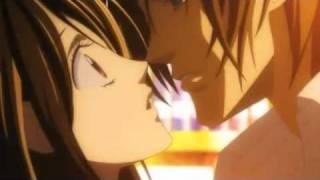 getlinkyoutube.com-Tsubaki x Tsubaki || Usui x Misaki [kiss scenes]