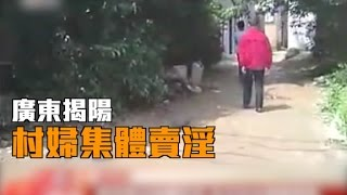 getlinkyoutube.com-廣東揭陽 村婦集體賣淫