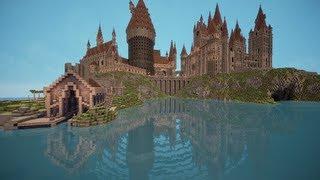 getlinkyoutube.com-The best Hogwarts ever made in minecraft! - MrKaspersson