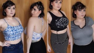 getlinkyoutube.com-BODY POSI ~ WEIGHT GAIN/CURVY LOOKBOOK