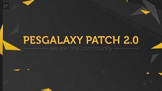 PESGalaxy.com PC-Patch 2016 2.0 Trailer