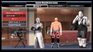 getlinkyoutube.com-WWE SVR 11 Sami Zayn CAW