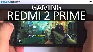 getlinkyoutube.com-Xiaomi Redmi 2 Prime Gaming Review with High-end Games