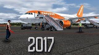 getlinkyoutube.com-New Flight Simulator 2017 - P3D 3.4 [Beautiful Realism]