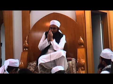 Maulana Tariq Jameel Sb at Tableeghi Markaz Ponsonby Auckland NZ - 14-12-2012 - Part 4 of 4 (Dua)