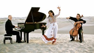 Coldplay - Paradise (Peponi) African Style (ft. guest artist, Alex Boye) - ThePianoGuys width=