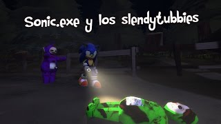 getlinkyoutube.com-[GMOD] Sonic.exe y los slendytubbies Ep1