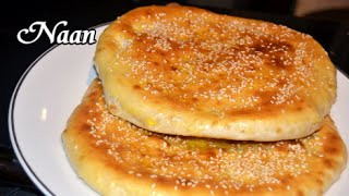 getlinkyoutube.com-Homemade Naan Recipe