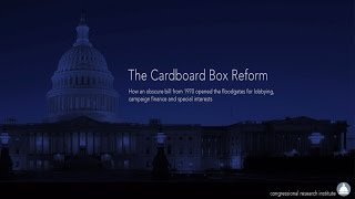 getlinkyoutube.com-The Cardboard Box Reform - Nixon's Ghost Bill & A Crucial Flaw in Democracy