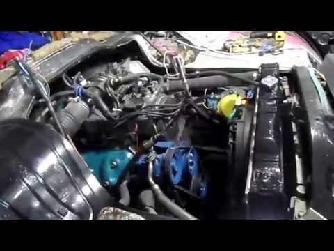 Диагностика Mitsubishi Delica 1992года