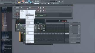 getlinkyoutube.com-[Easy] FL Studio 12: How to Make A Rap Beat