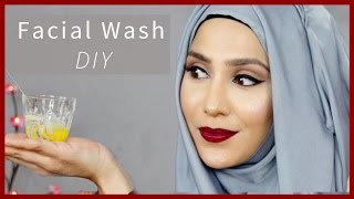getlinkyoutube.com-DIY FACIAL WASH! | Amena