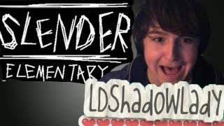 getlinkyoutube.com-Joel plays Slender Elementary [REACTION CAM]