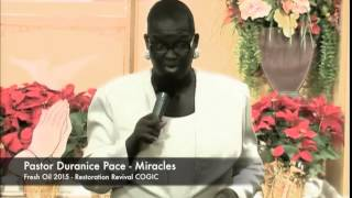 getlinkyoutube.com-Pastor Duranice Pace - Miracles