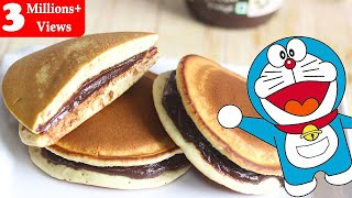 getlinkyoutube.com-Dora Cakes Recipe In Hindi-Dorayaki-How To Make Dora Cakes-Kids Recipes-Doraemon Cakes-Ep-187