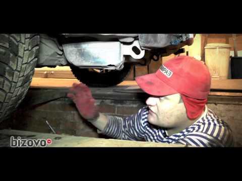 "Honda CR-V - меняем масло в ""автомате"" сами на bizovo.ru"