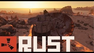 getlinkyoutube.com-Rust: Satellite Base (PATCHED)