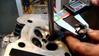 getlinkyoutube.com-DIY汽門座氣密研磨工具DIY Valve-Seat Boring Tool @ KC Engine Expert